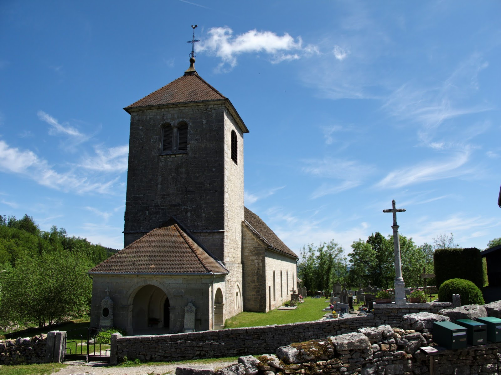 Église de Fessevillers