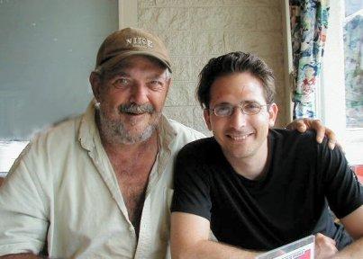 Lawrence with Wangchuck Meston, Los Angeles, California