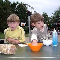 Kampeerweekend  23,24 juni 2006 - kwk2006 098