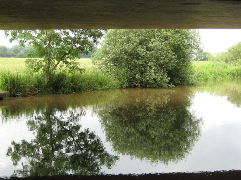 Ouse Under the A5