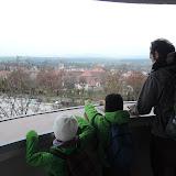 Kratochvílova rozhledna a výhled na Roudnici n. Labem (1)