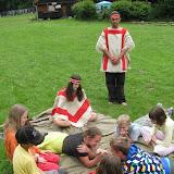 Dokazujeme indiánům, že se dokážeme o Daltony postarat: Zkouška síly (1)