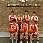 Basketball Senior team