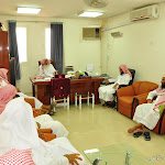 1431-05-26 هـ - اجتماع لجنة الفهد
