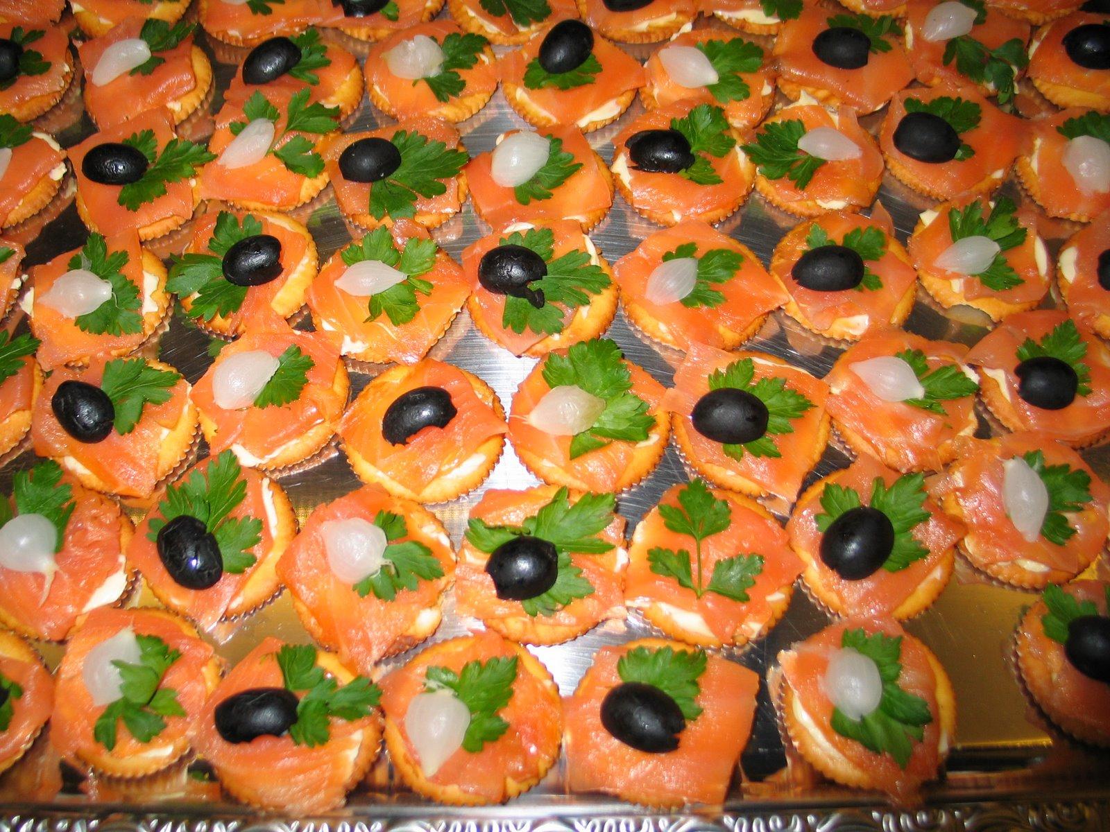Einzugsfest KHG - Das Buffet!!! WiSe 2009