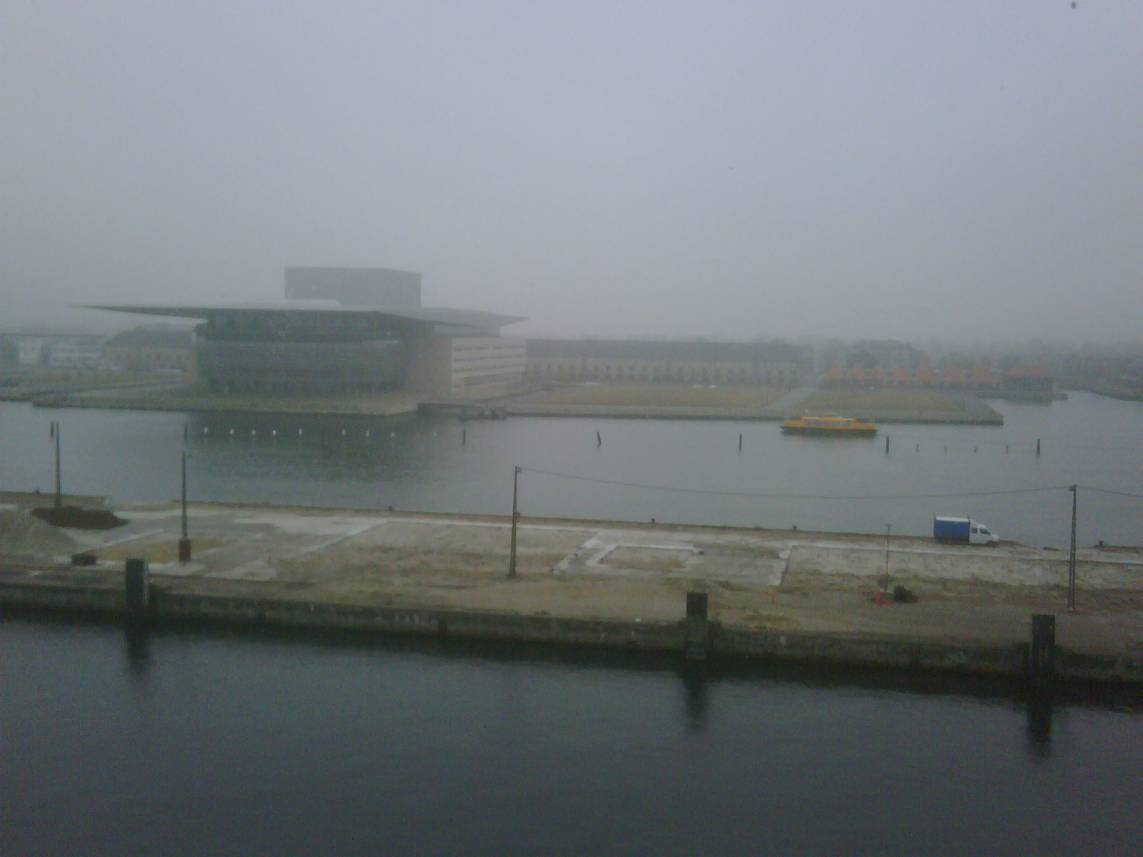 Good morning misty Copenhagen
