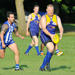2012: Round 4 - Eagles vs Kangaroos