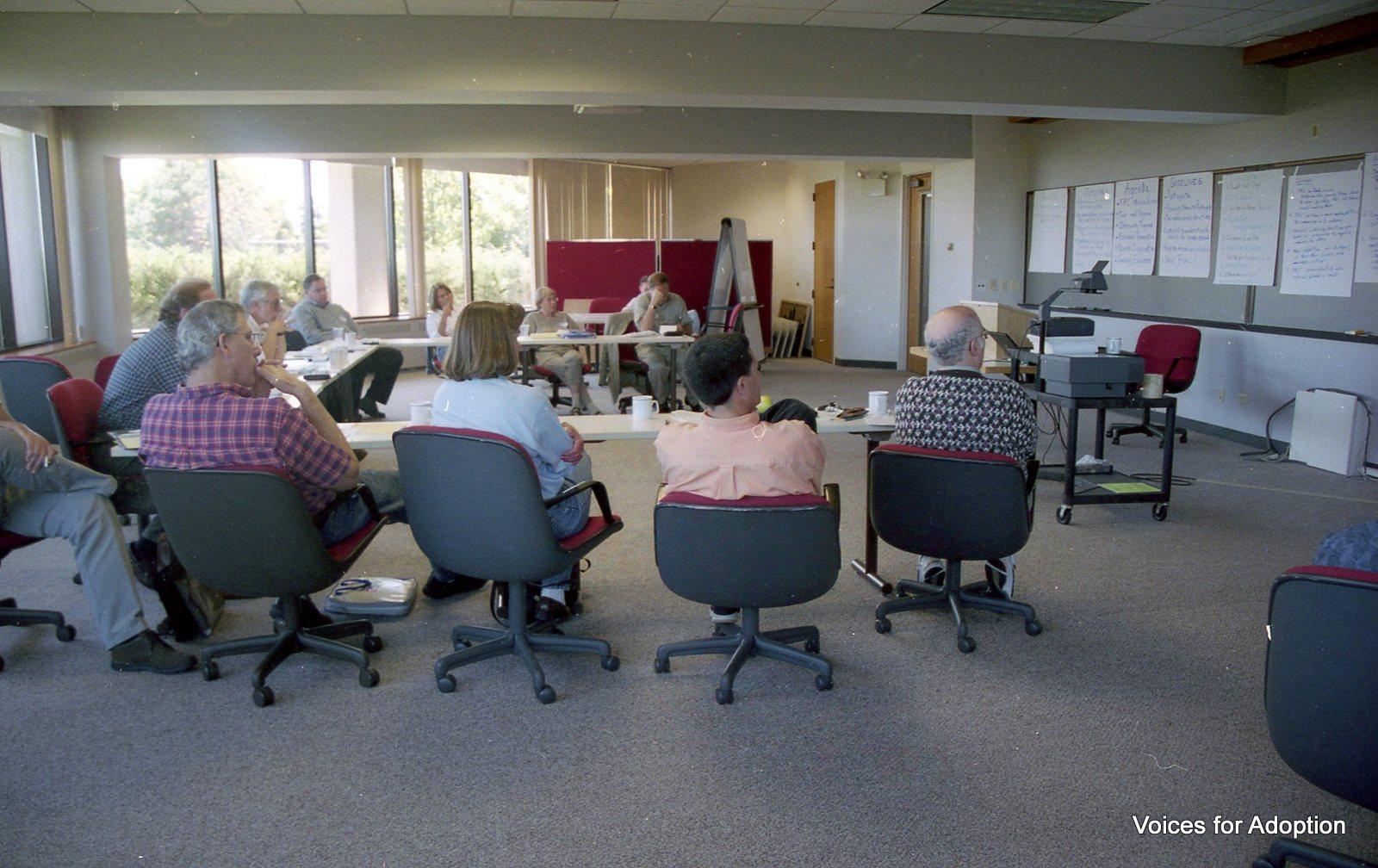 ACI-FRC Board Events