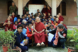 Rinpoche Laughing