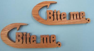 BiteMe by Steven Mercer  Red Oak