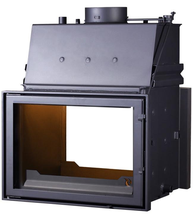 PANAQUA 30KW DVOSTRANI lateral dim. 800x550 promjer dimovodne cijevi: fi200