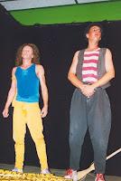Cie Caravane 04 Bonhomme et balai circus 1999 Simplé