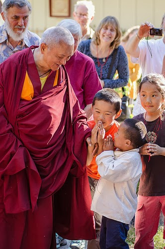 September 2013. Land of Medicine Buddha, CA. Photo by Chris Majors.