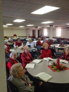J.O.Y. Club Christmas Luncheon
