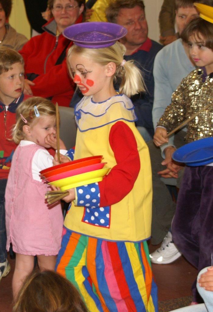Circus en Receptie 60 Jarig Jubileum - jub220