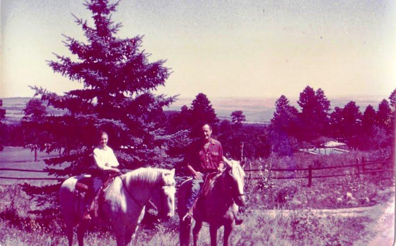 Feather and John Meston, Colorado