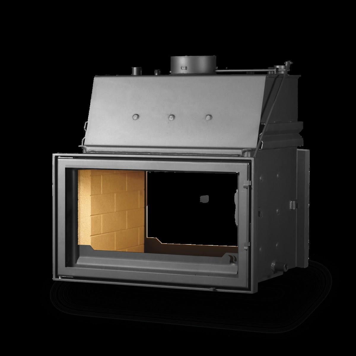 PANAQUA 110 DVOSTRANI lateral dim. 1100x550 promjer dimovodne cijevi: fi200