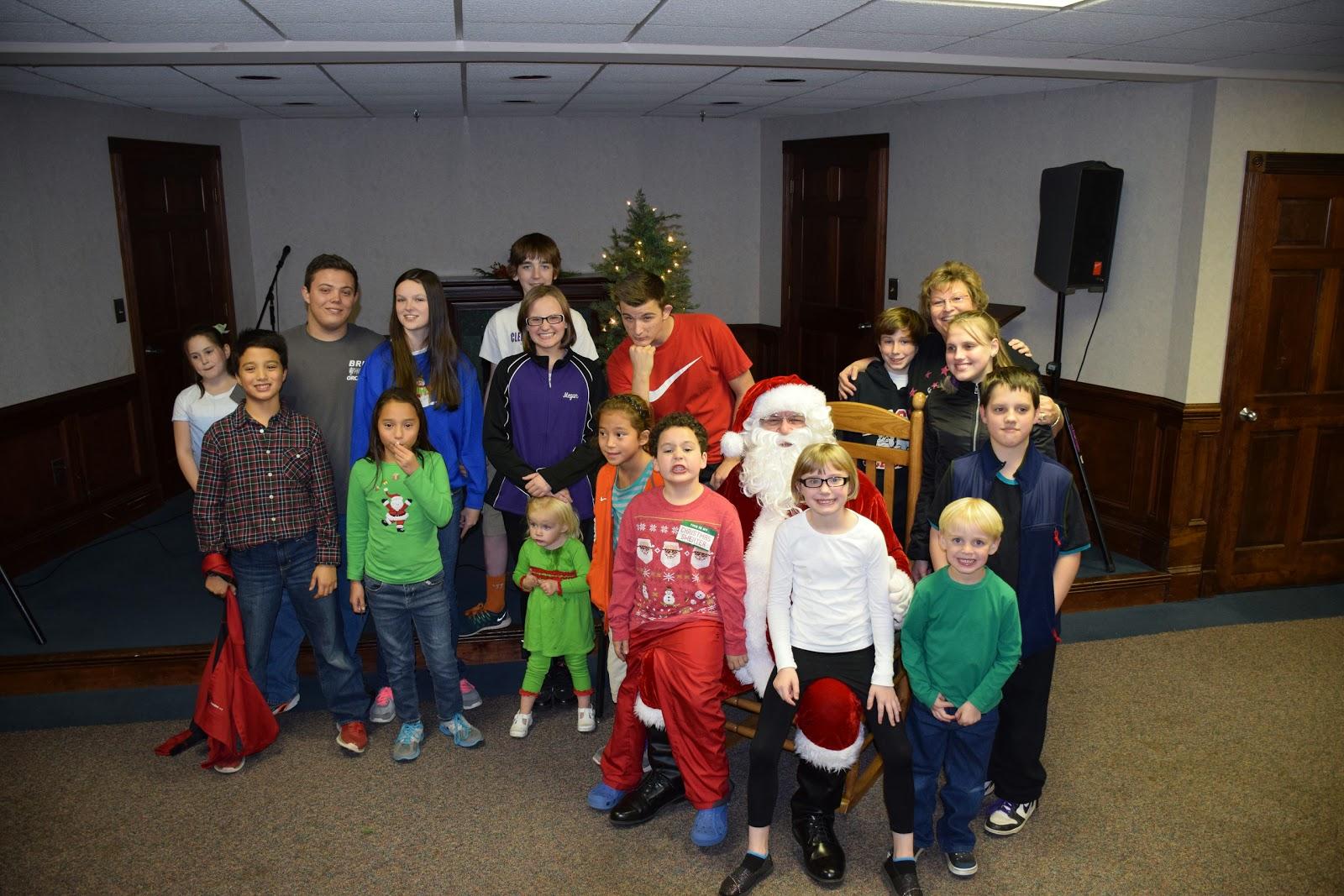 Christmas Around Northgate (Talent Show)