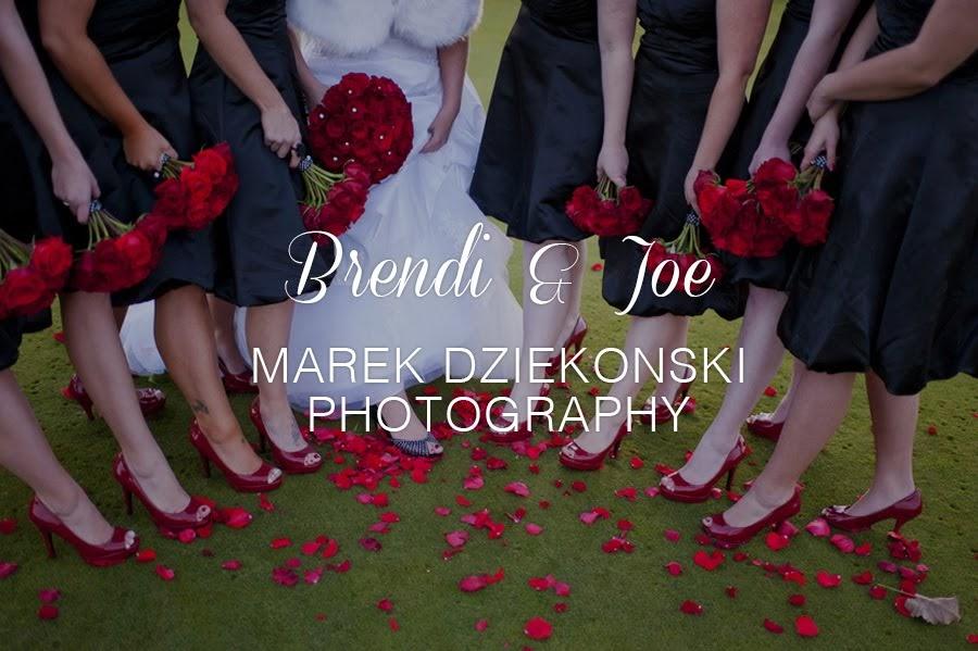 Brandie & Joe by Marek Dziekonski Photography
