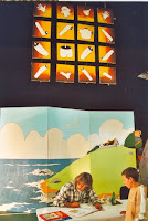 Journée du Livre 24 Serge Lindier 02 auteur, Cossé 2002