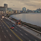 Back to Malecon of Havana