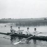 Rowing Club, Fours crew at Galway Regatta