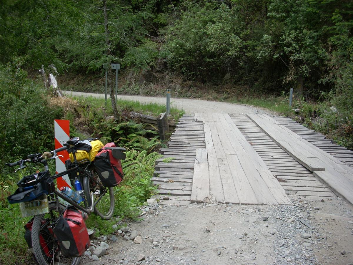 More dodgy bridges