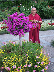 Rinpoche in Switzerland, August 2005  Photographer Ueli Minder