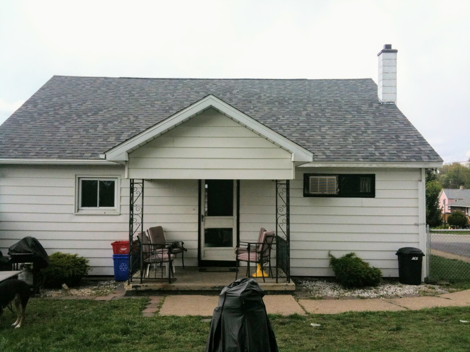 back of house (April, 2012)