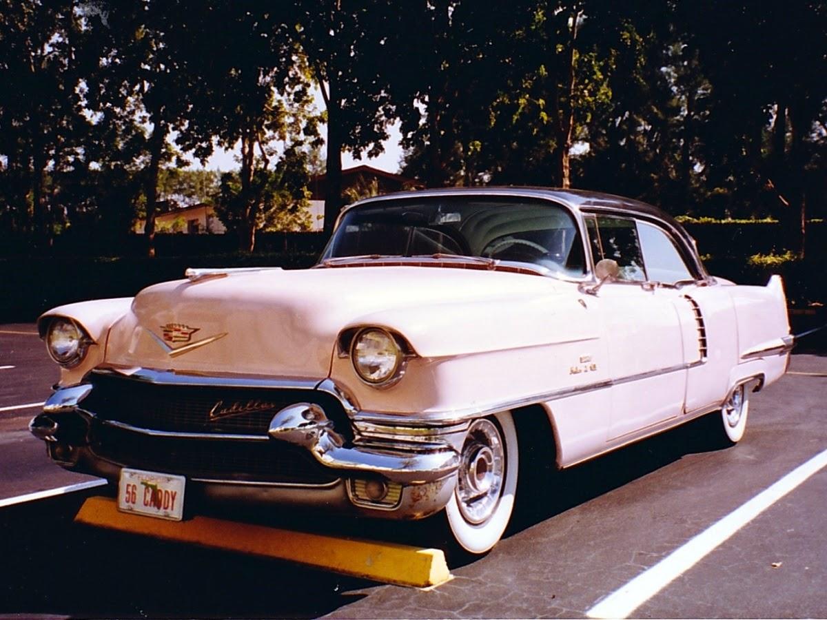 Jimmy's '56 Caddy