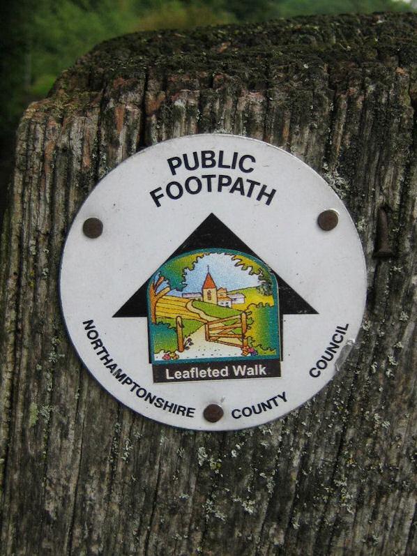 Footpath This Way