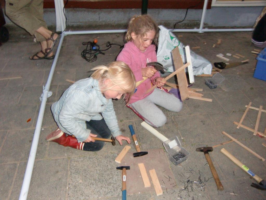 Kampeerweekend 2010 Deel 2 - CIMG1395