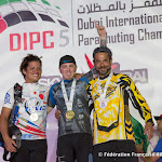 Podium Accuracy (CP) avec Eric Philippe 2nd  @ 5DIPC 2014, photo Montfortls