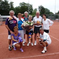 Open veteranen 50+ 2012