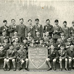 Confirmation Class 1954