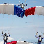 L'équipe de France de Séquence à 4 vainqueur des Championnats du Monde 2014 de Voile Contact