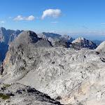 Begunjski vrh, kroz Plemenice, 18.08.2017.
