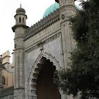 Royal Pavillion's gate