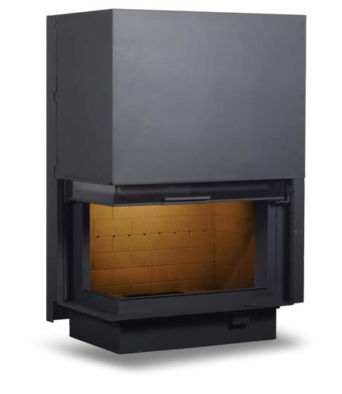 PANTECH 90 EVO CG LDL LIJEVI PODIZNI dim. 866x1301 promjer dimovodne cijevi: fi200 težina ložišta: 280 kg