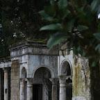 Architecture in decay on the Black Sea shore