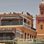 Restaurant Glacier in Africa