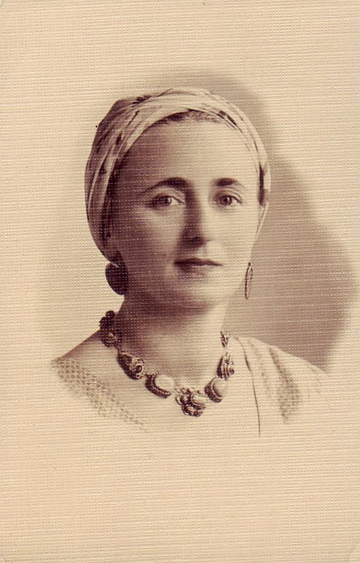 Bernardine (Dena) Szold, Ven. Thubten Wongmo's grandmother