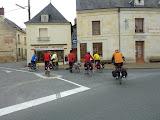 The patisserie at Ponce-sur-le-Loir