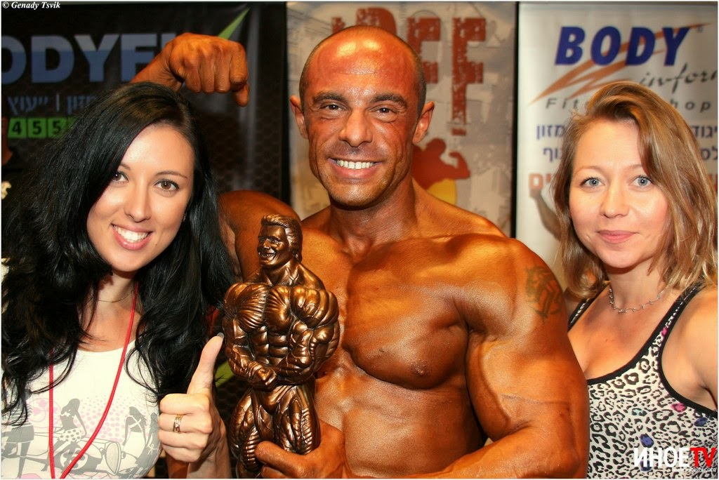 Bodybuilding Israel championship- NAC and IBFF