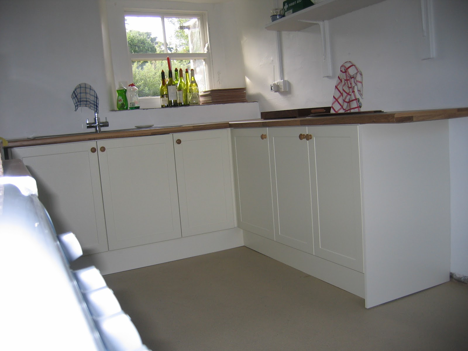 Kitchen Refit - 2008