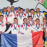 Equipe de France de Rotation champions du Monde 2014
