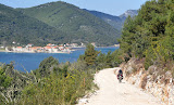 On the Dalmatian Coast on the Croatia and Herzegovina tour