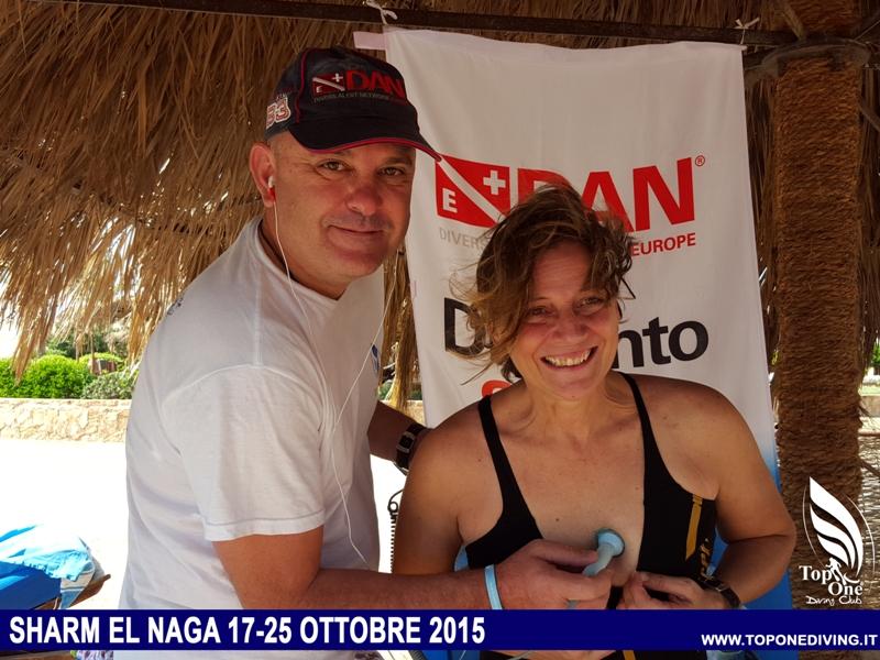 Sharm El Naga - DAN DSL Laboratory - 17-25 Ottobre 2015