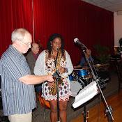 Jazz Jam 11.7.16, Peg Sheridan's birthday