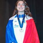 Léocadie OLLIVIER DE PURY, Bronze en Voltige Junior Femme, Chicago, WPC 2016